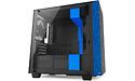 NZXT H400 Matte Black/Blue