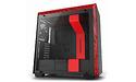 NZXT H700 Matte Black/Red
