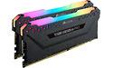 Corsair Vengeance RGB Pro Black 16GB DDR4-2666 CL16 kit