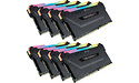 Corsair Vengeance RGB Pro Black 64GB DDR4-3200 CL16 octo kit