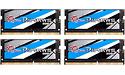 G.Skill Ripjaws 32GB DDR4-3800 CL18 quad kit Sodimm