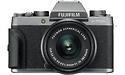 Fujifilm X-T100 15-45 kit Silver
