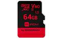 Goodram IRDM Pro SDXC UHS-II U3 V60 64GB