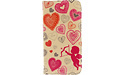 Mobilize Magnet Book Stand Case Huawei Ascend Y330 Cupido