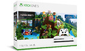 Microsoft XBox One S 1TB White + Minecraft Summer Edition