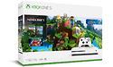 Microsoft XBox One S 1TB White + Minecraft Summer Edition