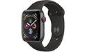 Apple Watch Series 4 4G 40mm Space Grey Sport Band Black