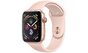 Apple Watch Series 4 4G 40mm Gold Sport Band Pink