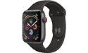 Apple Watch Series 4 40mm 4G Space Grey Sport Band Black