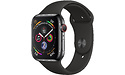 Apple Watch Series 4 4G 44mm Space Black Sport Band Black