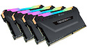 Corsair Vengeance RGB Pro Black 32GB DDR4-4000 CL19 quad kit