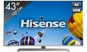 Hisense H43A6550