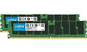 Crucial 128GB DDR4-2666 CL19 kit (CT2K64G4LFQ4266)