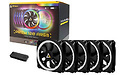 Antec Prizm ARGB 120mm Five Pack