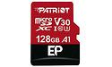 Patriot EP Series MicroSDXC UHS-I U3 128GB + Adapter