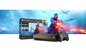 Microsoft Xbox One X 1TB Gold Rush Special Edition Battlefield V: Deluxe Edition & Bat