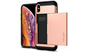 Spigen Slim Armor CS Apple iPhone XS Case Rose Gold