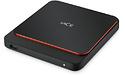 LaCie Portable SSD 2TB Black