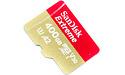 Sandisk Extreme MicroSDXC UHS-I U3 400GB + Adapter