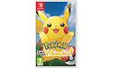 Pokémon Let's Go, Pikachu! (Nintendo Switch)