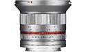 Samyang 12mm f/2.0 NCS CS Fuji X Silver