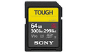 Sony Pro Tough SDXC UHS-II U3 64GB