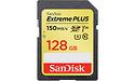 Sandisk Extreme Plus SDXC UHS-I U3 V30 128GB