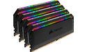Corsair Dominator Platinum RGB 32GB DDR4-3600 CL18 quad kit