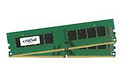 Crucial 8GB DDR4-2400 CL17 kit (CT2K4G4DFS624A)
