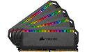 Corsair Dominator Platinum RGB 64GB DDR4-3200 CL16 quad kit