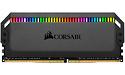 Corsair Dominator Platinum RGB Black 16GB DDR4-3466 CL16