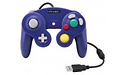 Retro-Bit GameCube USB Controller Purple
