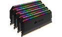Corsair Dominator Platinum RGB 32GB DDR4-3466 CL16 quad kit