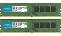 Crucial 8GB DDR4-3200 CL22 kit (CT2K4G4DFS632A)