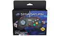 Retro-Bit SEGA Mega Drive 8-Button USB Controller Black