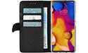 Azuri Wallet Magnet LG V40 Book Case Black