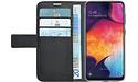 Azuri Wallet Magneet Samsung Galaxy A50 Book Cover Black