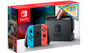Nintendo Switch Red/Blue + 35 eShop
