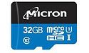 Micron Industrial MicroSDHC UHS-I 32GB