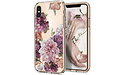Spigen Ciel by Cyrill Cecile Cover Apple iPhone XS Max Rose Floral
