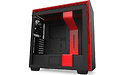 NZXT H710i Window Black/Red