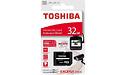 Toshiba Exceria M303E MicroSDHC UHS-I 32GB + Adapter