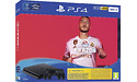 Playstation 4 Slim 500GB Black + Fifa 20 + Extra Dualschock 4 Controller + 14 Day PS Plus