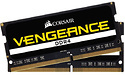 Corsair Vengeance Black 32GB DDR4-3000 CL18 kit Sodimm