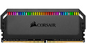 Corsair Dominator Platinum RGB Black 64GB DDR4-3600 CL16 quad kit