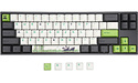 Ducky Miya Pro Panda MX Red Black/White (US)