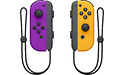 Nintendo Switch Joy-Con set Neon Purple/Neon Orange