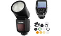 Godox Speedlite V1 Nikon X-Pro Trigger Accessories Kit