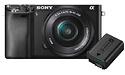 Sony A6000 16-50 kit Black