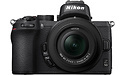 Nikon Z50 16-50mm kit Black
